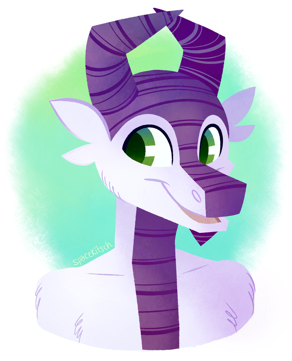 Headshot by Spacekitsch