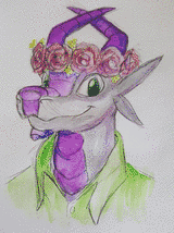 Flower Crown by Mous