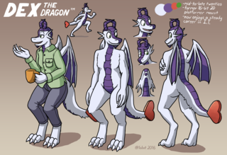 Ref Sheet by Lobst